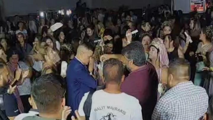 Κορονοϊός: Επέμβαση της Αστυνομίας σε γάμο στην Αλεξανδρούπολη – Προσήχθησαν γαμπρός και πεθερός