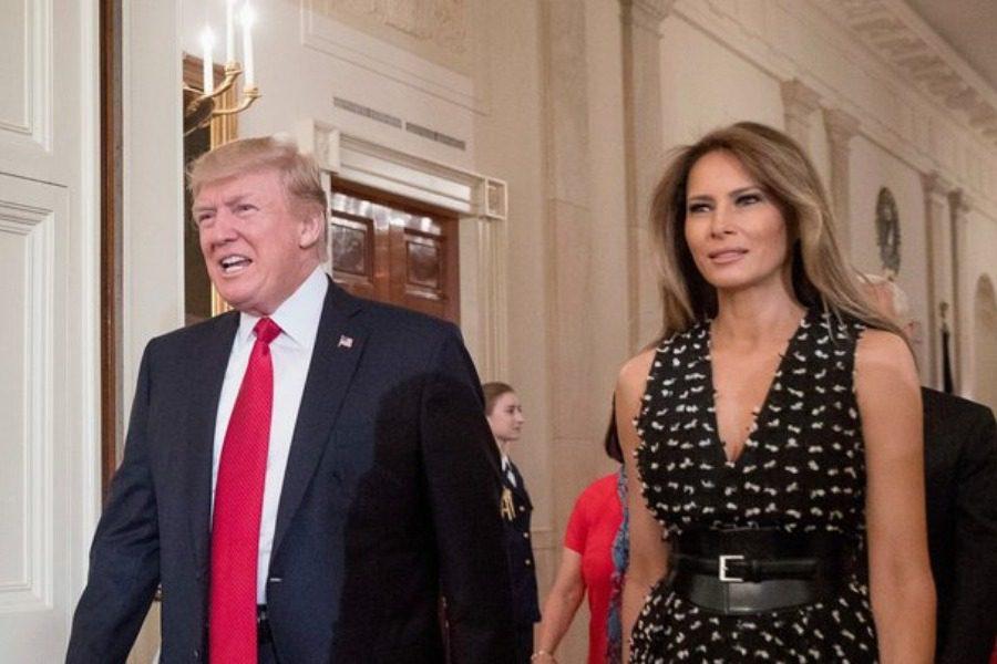 Νέο άκυρο της Μελάνια στον Τραμπ