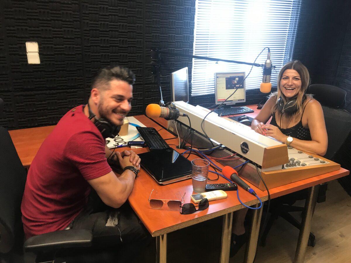 Ο Μάνος Κοκολάκης στον Υδρόγειο 106,9