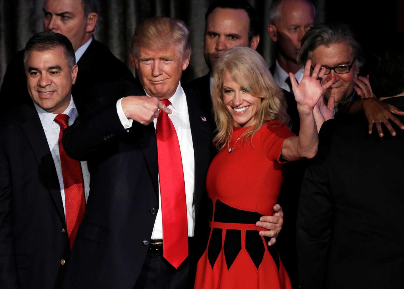 Η γυναίκα που έκανε Πρόεδρο τον Τραμπ, τον εγκαταλείπει την πιο κρίσιμη στιγμή