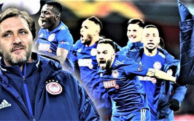 Οριστικό : Στα play offs του Champions League ο Ολυμπιακός!