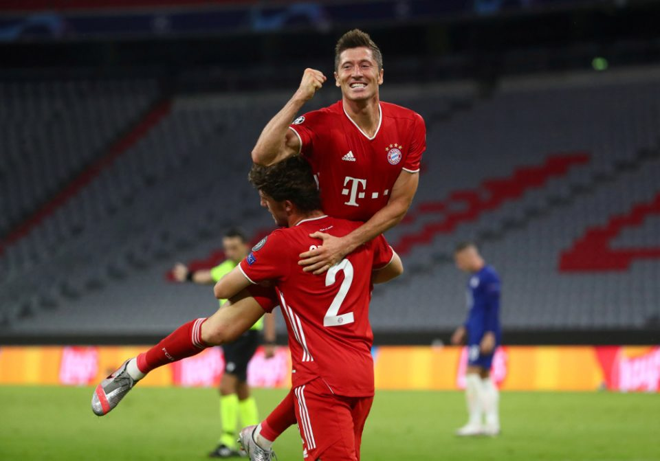 Champions League: Με δεύτερο… περίπατο επί της Τσέλσι (4-1), η Μπάγερν πέρασε στο Final-8