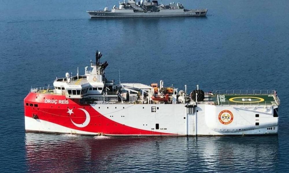 Κορυφώνεται η κρίση στο Αιγαίο: Έφτασε στην περιοχή έρευνας το Oruc Reis