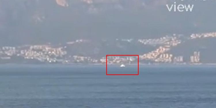Καστελόριζο: Αντιμέτωπα ελληνικό και τουρκικό πλοίο – Δείτε βίντεο
