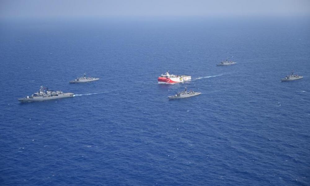 Ερντογάν εν εξάλλω: Δεν θα επιτρέψουμε πειρατείες στο Αιγαίο – Νέες βολές κατά Μακρόν