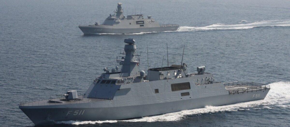 Η στρατιωτική ανάπτυξη Τουρκίας και Ελλάδας στο Αιγαίο αυτή την στιγμή