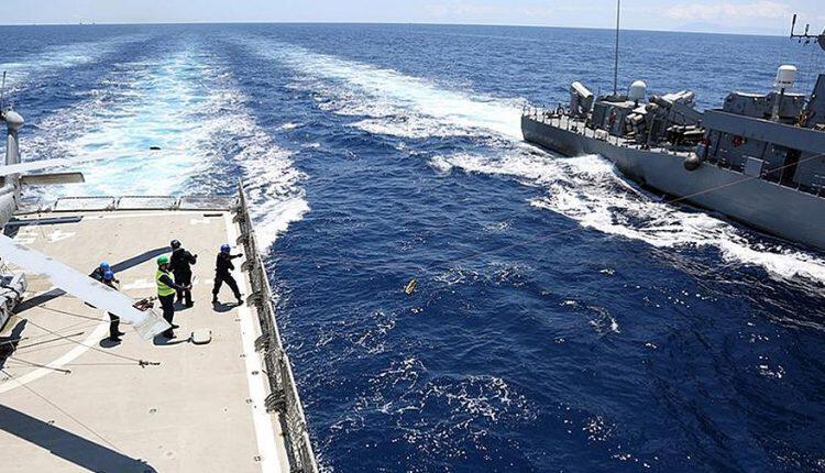 Νέα ελληνο-τουρκική κρίση εν όψει! 14 πολεμικά των Τούρκων κοντά στο Καστελόριζο