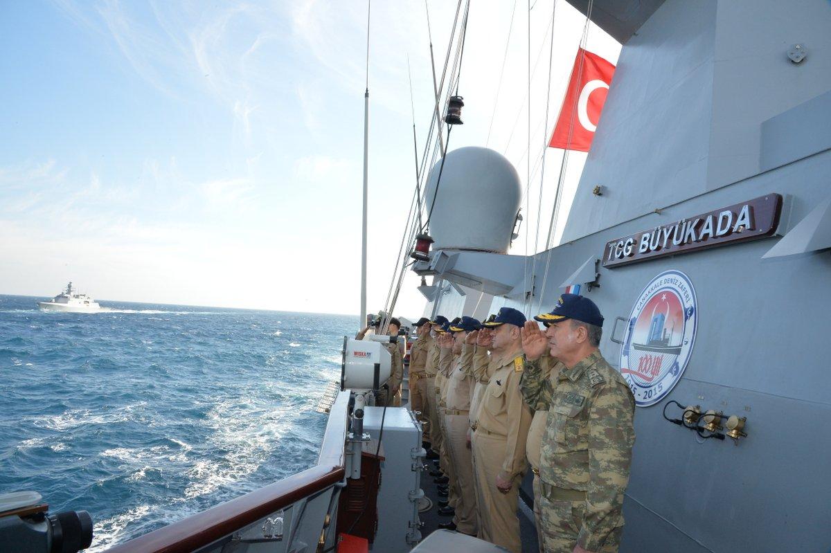 Συνεχίζεται ο «πόλεμος» των NAVTEX: Ετοιμάζεται για άσκηση με πραγματικά πυρά ο τουρκικός στόλος