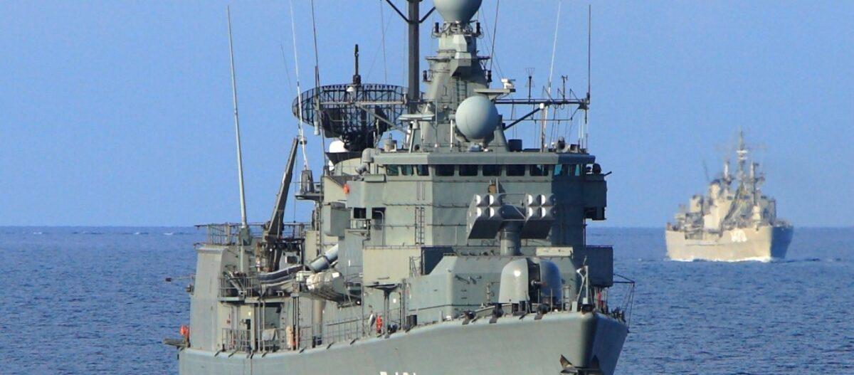 ΕΕ: Έντονη ανησυχία για την συσσώρευση ναυτικών δυνάμεων σε Ν.Α.Αιγαίο αλλά και ίσες αποστάσεις από Ελλάδα και Τουρκία!