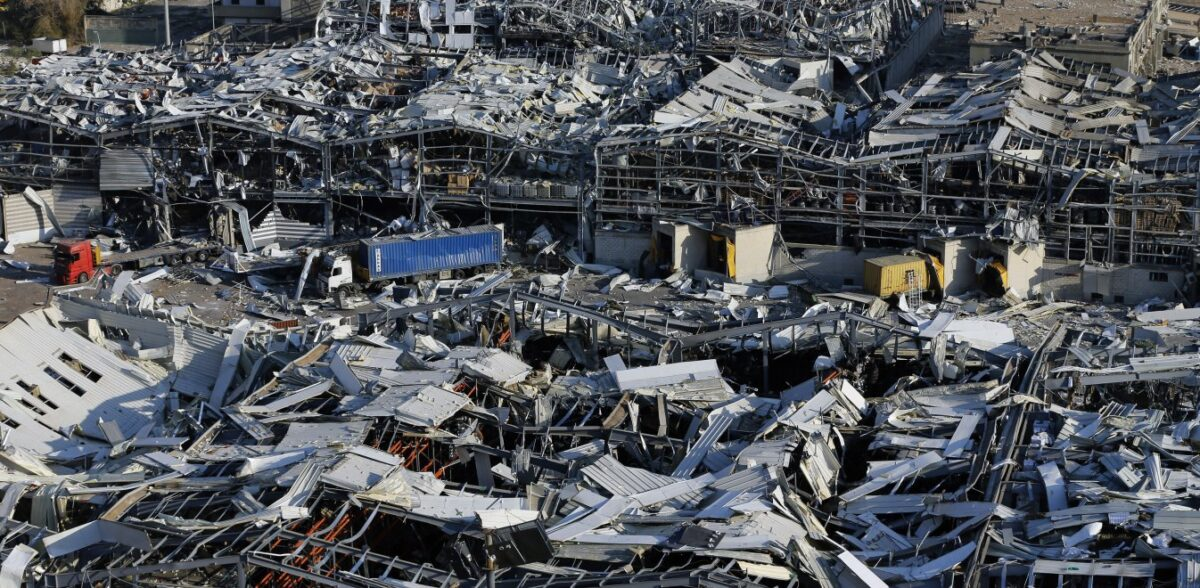 Βηρυτός: 14.000 βόμβες κατασκευάζονται με την εκρηκτική ύλη που εξερράγη