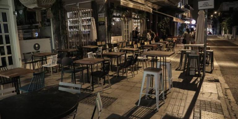 Αθήνα-μέτρα για κορωνοϊό: Ερημη πόλη μετά τις 12 -Κλειστά εστιατόρια και μπαρ [εικόνες]