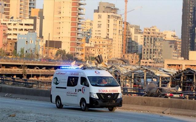 Νεκρή Ελληνίδα ανάμεσα στα θύματα της Βηρυτού