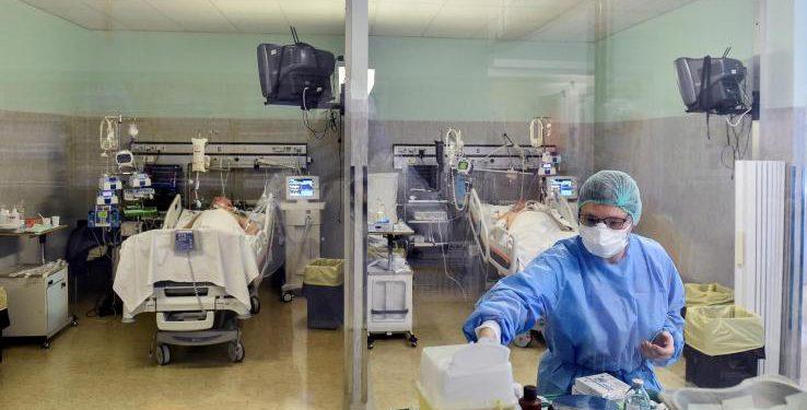 Κορονοϊός: Κατέληξε γυναίκα από το γηροκομείο με τα 36 κρούσματα