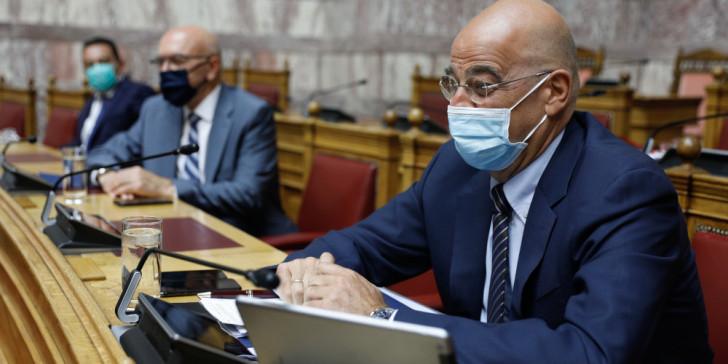 Δένδιας: Επωφελείς και δίκαιες οι συμφωνίες με Ιταλία – Αίγυπτο