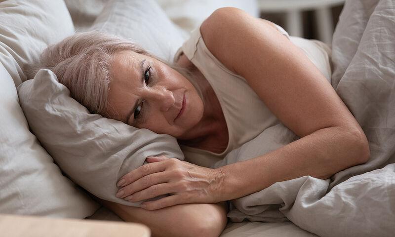 Εμμηνόπαυση: Οι ενώσεις που προκαλούν διαταραχές του ύπνου