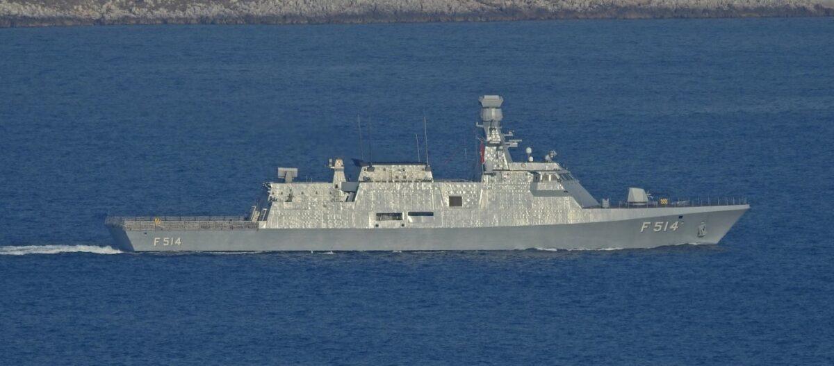 Τουρκικό Ναυτικό: Συνεχίζεται η συγκέντρωση ναυτικών δυνάμεων- Ακόμη μια κορβέτα πλέει προς το Ν.Α.Αιγαίο (βίντεο)