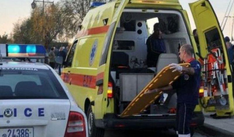 Άνδρας έπεσε από οικοδομή στη Λάρισα
