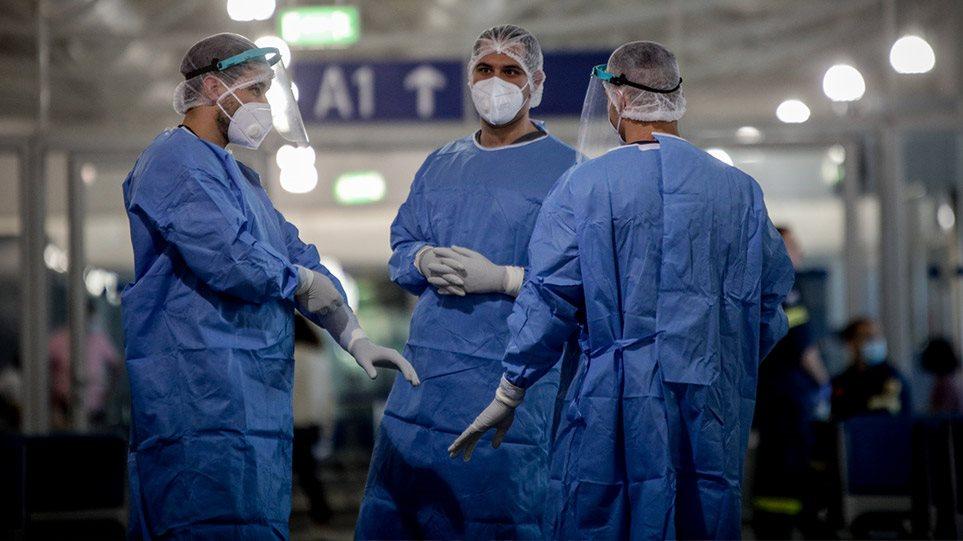 Κορωνοϊός: 124 κρούσματα – Ένας νέος θάνατος
