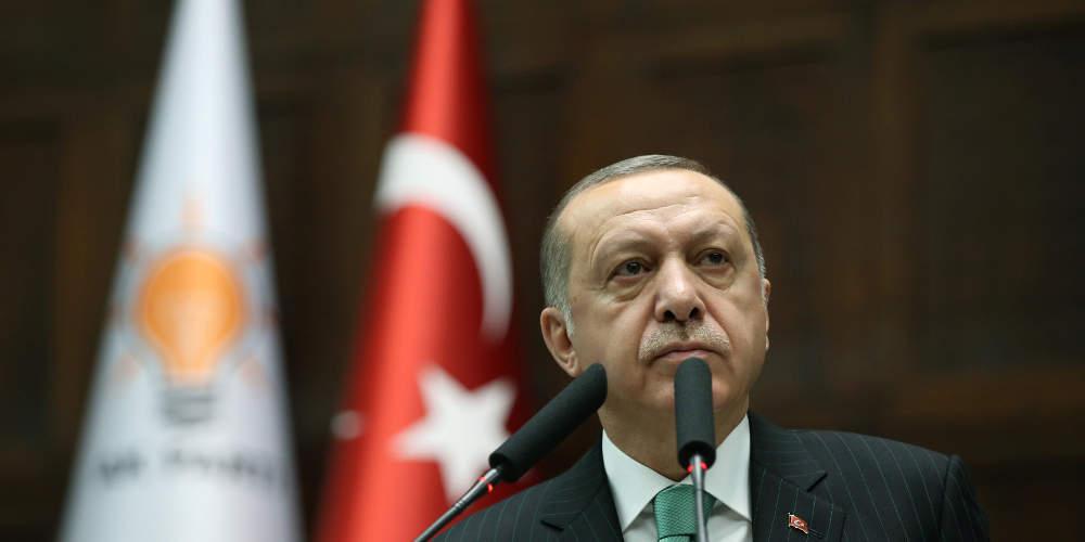 Κάποιος να ενημερώσει τον Ερντογάν ότι «κέρδισε» με τη συμφωνία στο Κάιρο