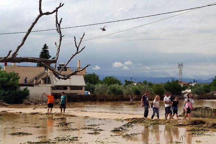 Πλημμύρες Εύβοια: Δέσμη εννέα μέτρων για την αποζημίωση των πληγέντων