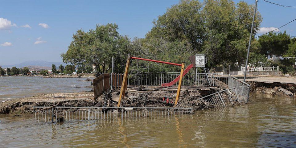 Καθηγητής Ζερεφός για τις φονικές πλημμύρες στην Εύβοια: Είχε δίκιο ο Χαρδαλιάς – Στο νερό δεν γίνεται ποτέ εκκένωση