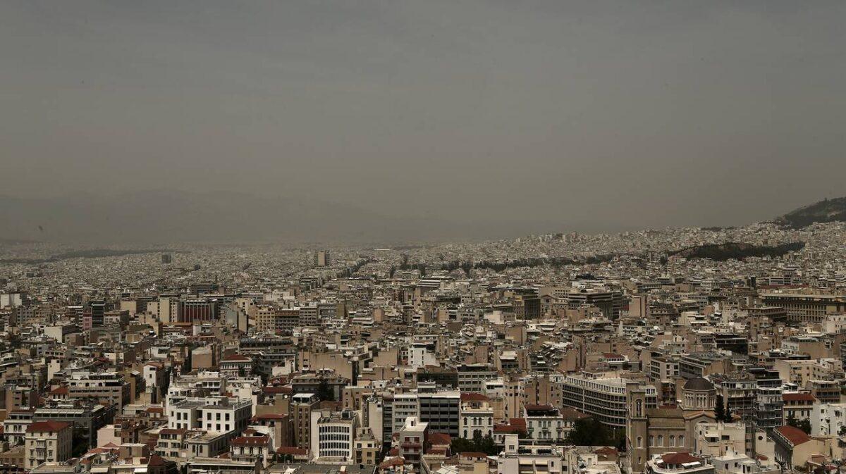 Καιρός: Αφρικανική σκόνη και βροχές από το μεσημέρι της Τρίτης