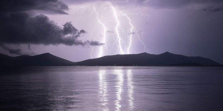 Έρχεται η «Κίρκη» –Που θα «χτυπήσουν» τα έντονα φαινόμενα το διήμερο Τετάρτης και Πέμπτης