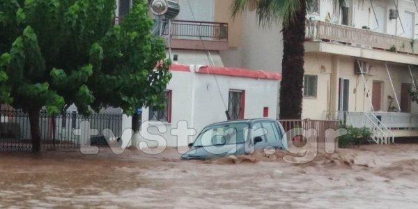 Φονικές πλημμύρες στην Εύβοια: Θλίψη για το ανδρόγυνο που βρέθηκε νεκρό