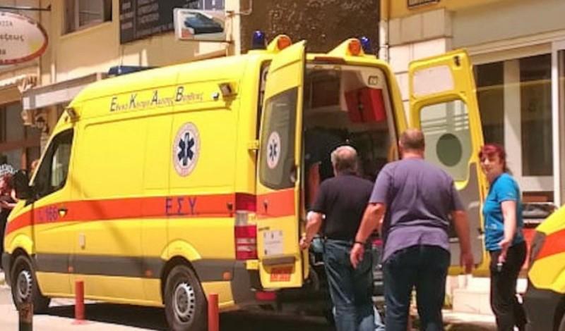 Ηράκλειο: Σοβαρό τροχαίο στις Γωνιές – Στο νοσοκομείο ένας 15χρονος