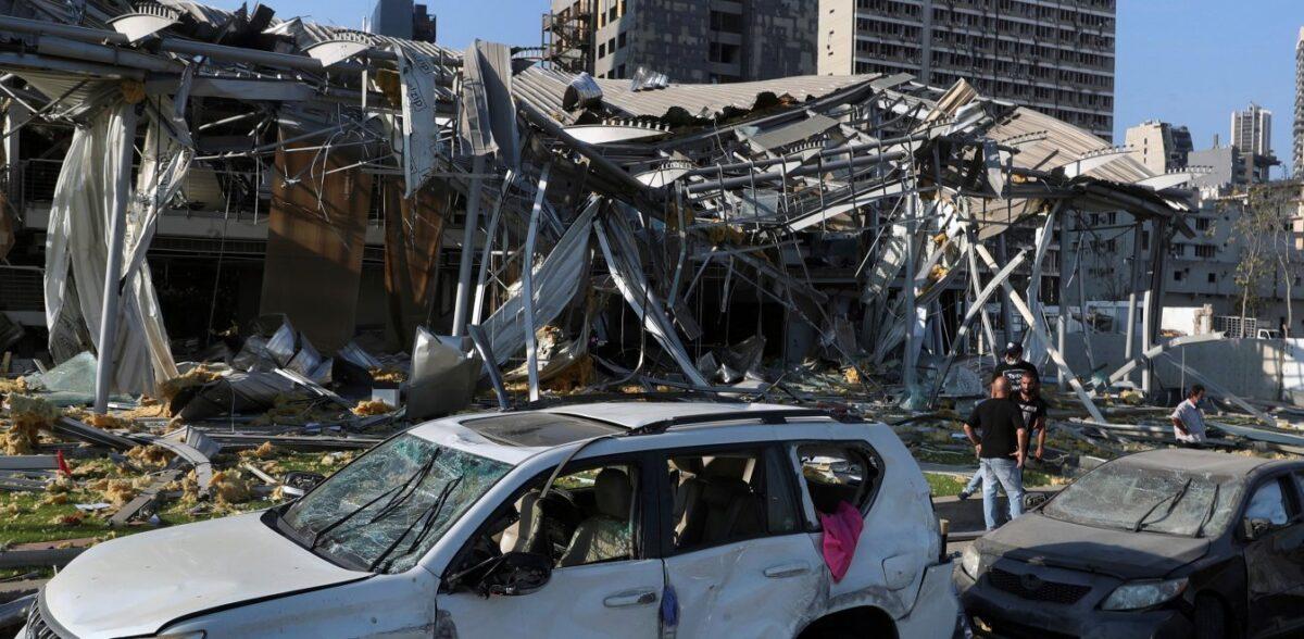 Βηρυτός: Εκατόμβη νεκρών – Μάχη με το χρόνο, εικόνες χάους στα νοσοκομεία