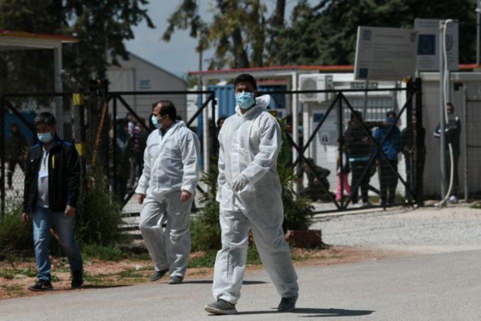 Κορωνοϊός – Μυτιλήνη: Δεκαεπτά πρόσφυγες και μετανάστες θετικοί στον ιό