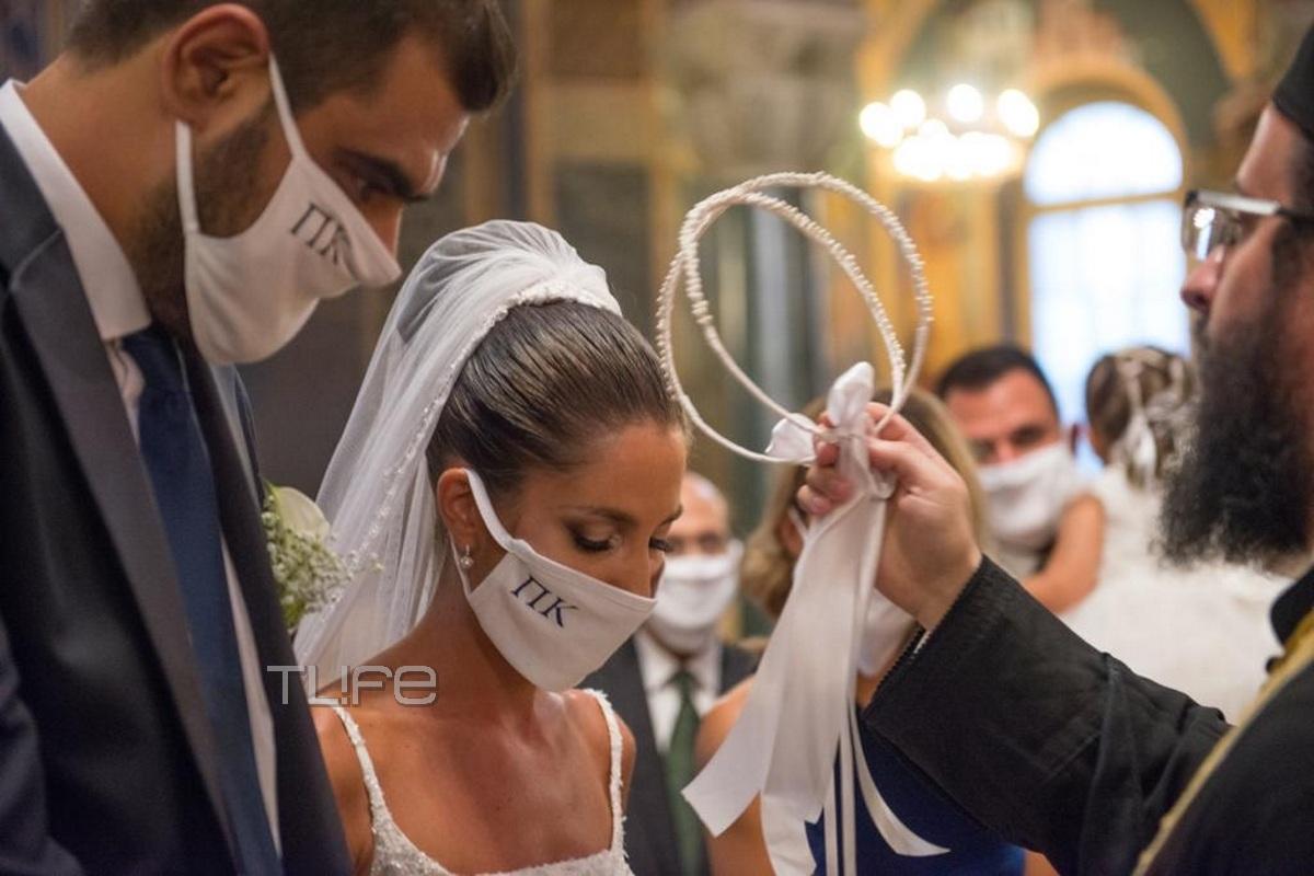 Παντρεύτηκε την αγαπημένη του ο πρόεδρος της ΟΝΝΕΔ, Παύλος Μαρινάκης![pics]