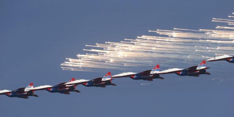 Λιβύη: Γιγάντιο πεδίο δοκιμών μαχητικών αεροσκαφών ο εναέριος χώρος της