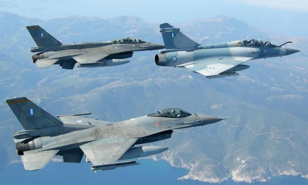 """Αμερικανικό ΜΜΕ: """"Προστατευμένα τα ελληνικά νησιά, πανίσχυρη η ΠΑ"""""""
