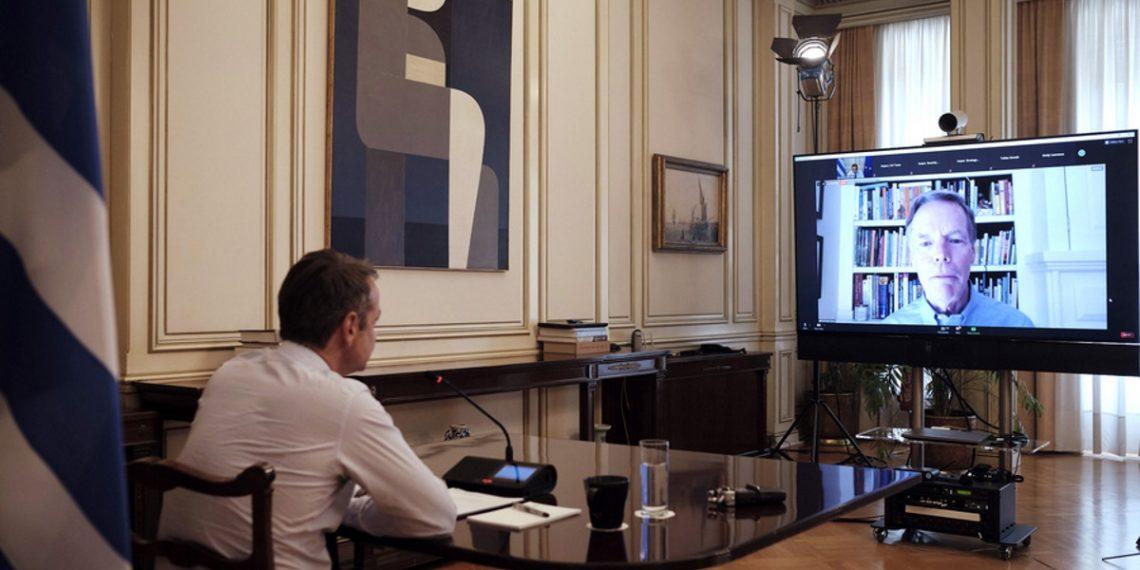 Μητσοτάκης σε Ερντογάν: Συμφωνία για θαλάσσιες ζώνες ή Χάγη