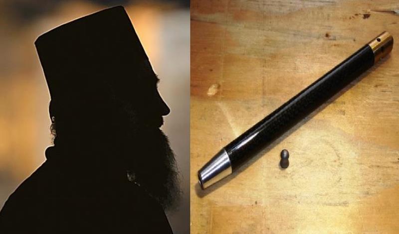 Κρήτη: Στο εδώλιο οι μοναχοί για το όπλο-στυλό