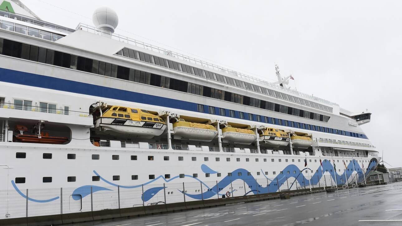 Νορβηγία – κορωνοϊός: Τουλάχιστον 40 άνθρωποι μολύνθηκαν σε κρουαζιέρες