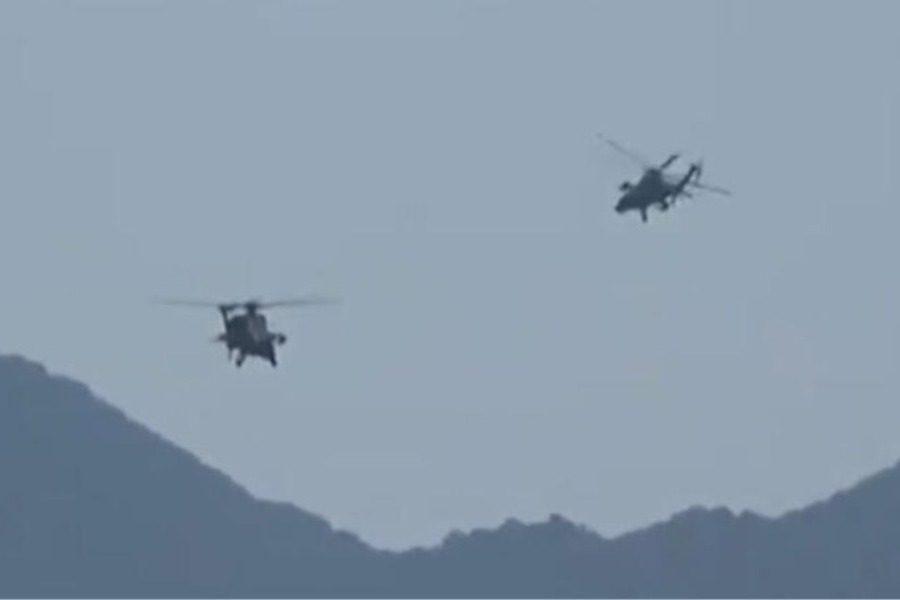 Καστελόριζο: Ελληνικό ελικόπτερο παρενοχλήθηκε από τρία τουρκικά