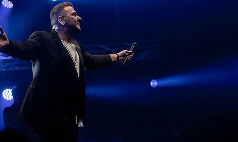 Αντώνης Ρέμος: Ακυρώθηκε η συναυλία του στη Ρόδο – Τι συνέβη; (Photos)