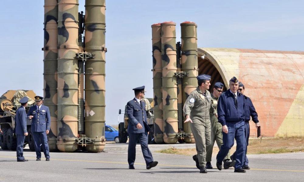 """Ρωσικό ΜΜΕ: """"Οι ελληνικοί S-300 ενεργοποιήθηκαν κατά τουρκικών μαχητικών"""""""