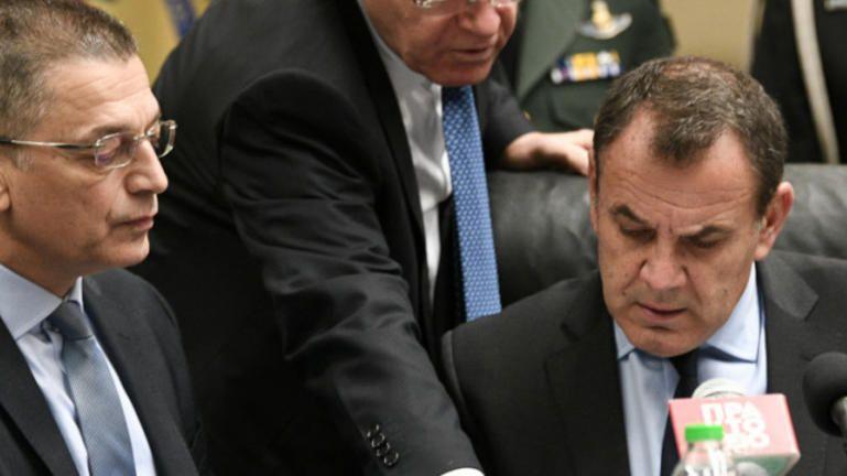 Ελληνοτουρκική κρίση: Αποτίμηση της κατάστασης στο έκτακτο Συμβούλιο Άμυνας