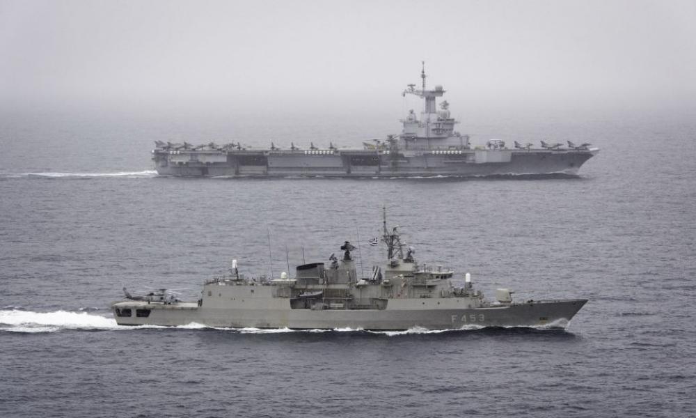 Forbes:Η Άγκυρα θα περικυκλωθεί από ναυτικές δυνάμεις χωρών της Α.Μεσογείου