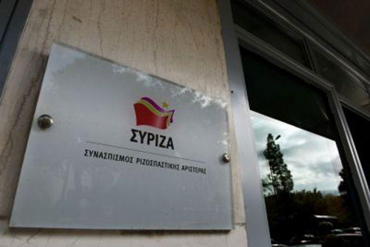 Νέα «βόμβα» στον ΣΥΡΙΖΑ από τους «53» για την συμφωνία με την Αίγυπτο -«Κάποιοι δανείζονται χλαμύδες, ακόντια και περικεφαλαίες»