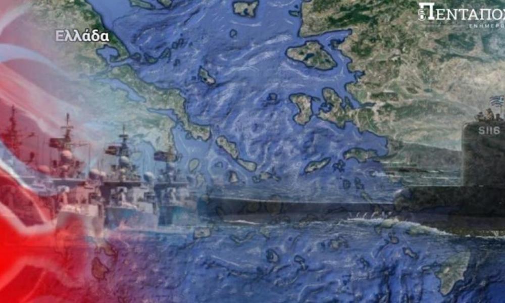 """Η Δύση προεξοφλεί ελληνοτουρκική σύγκρουση: """"Απρόβλεπτος ο Ερντογάν"""""""