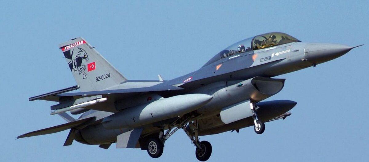 Χτύπημα των Κούρδων στην τουρκική αεροπορική βάση της Σμύρνης