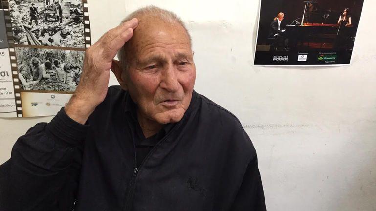 Πέθανε ο τελευταίος επιζών Κρητικός πολεμιστής στο Αλβανικό μέτωπο και την Μάχη της Κρήτης