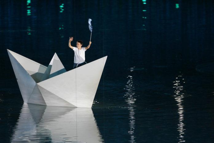 Θλιβερό ναυάγιο για το «βαρκάκι» των Ολυμπιακών Αγώνων της Αθήνας 16 χρόνια μετά