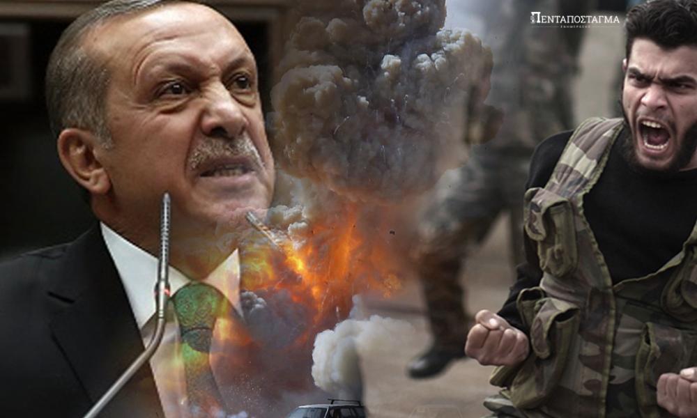 """""""Φυτώριο τζιχαντιστών"""" η Τουρκία: Στέλνει 300 μισθοφόρους στο Αζερμπαϊτζάν"""