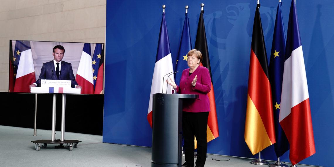 Γερμανικός Τύπος: Μοναδική ελπίδα απέναντι στον Ερντογάν η… Γαλλία!