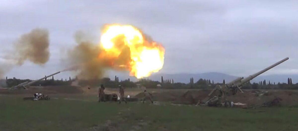 Σφοδρές συγκρούσεις στο Ναγκόρνο-Καραμπάχ – H μεγαλύτερη κλιμάκωση των τελευταίων 25 ετών (βίντεο)